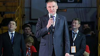 FIBA Europe Secretary General Kamil Novak; 2013 EuroLeague Women Final 8