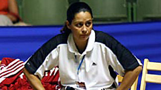 Banu Mermer, Assistant Coach, Turkey