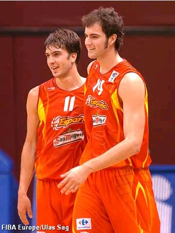 Alberto Aspe and Xavier Rey Sanuy (Spain)