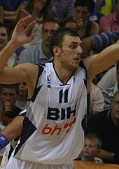 11. Elmedin Kikanovic (Bosnia and Herzegovina)