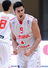 9. Francisco Alonso (Spain)