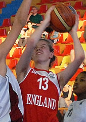 13. Harriet Ottewill-Soulsby (England)