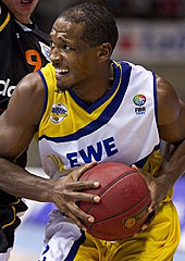 23. Rickey Paulding (EWE Baskets)