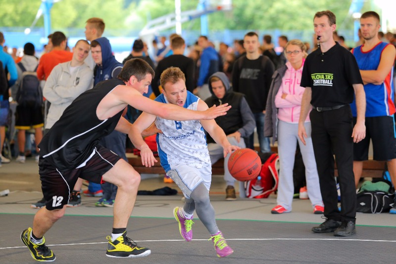 Action from the Belarus 3x3 National Tour
