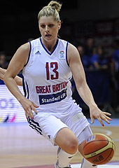 13. Johannah Leedham (Great Britain)