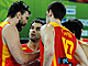 José Calderón (Spain), Marc Gasol (Spain)