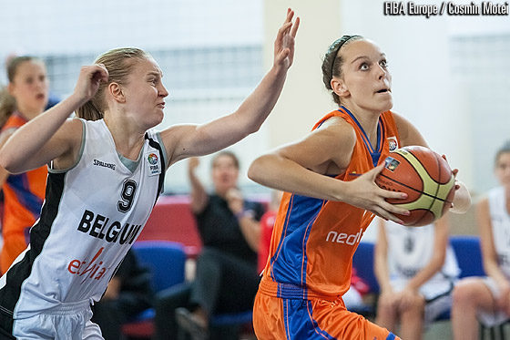14. Laura Steggink (Netherlands)
