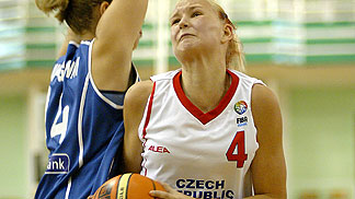 Michaela Zrustova (Czech Republic)