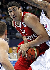 14. Enes Kanter (Turkey)