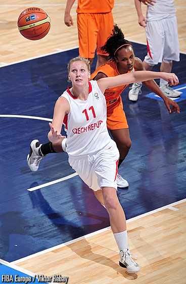 11. Monika Satoranská (Czech Republic)