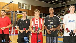 All Tournament Team, U20 European Championship Men 2010