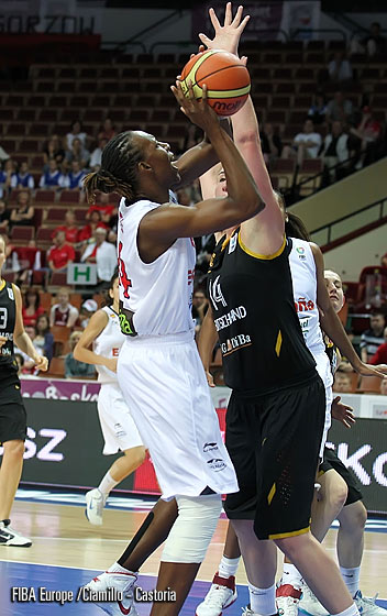 14. Sancho Lyttle (Spain)