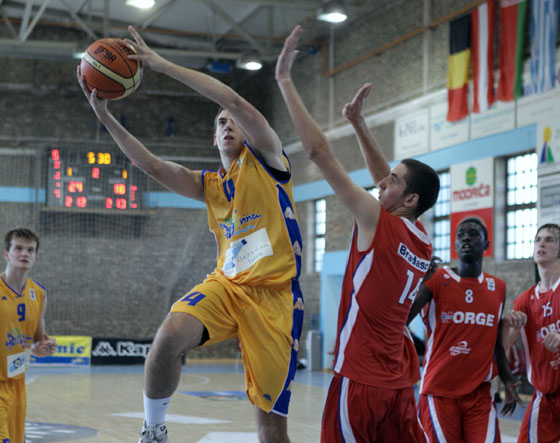 14. Dario Crnalic (Bosnia and Herzegovina)