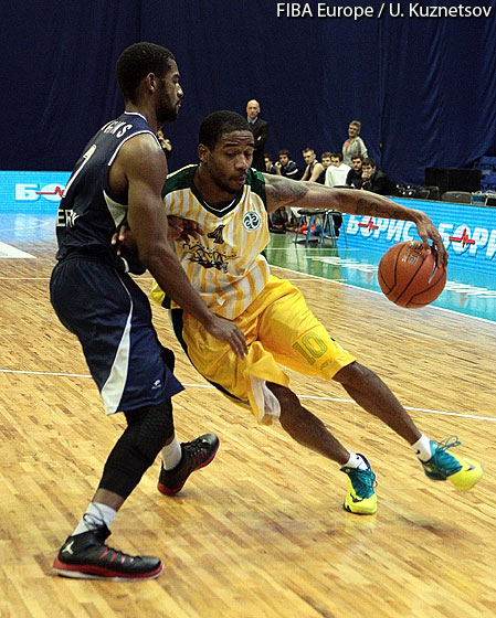 4. Dominique Coleman (BC Kyiv)