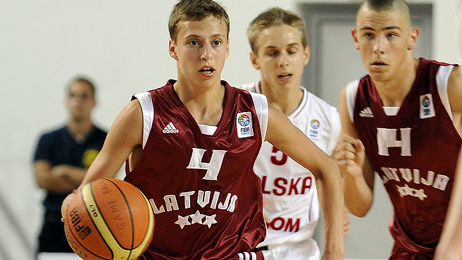 Latvia Survive In Division A