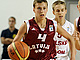 Latvia Get First Win