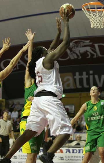 Vanessa Hayden-Johnson (Umana Reyer)
