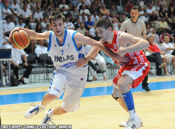 7. Evangelos Mantzaris (Greece)