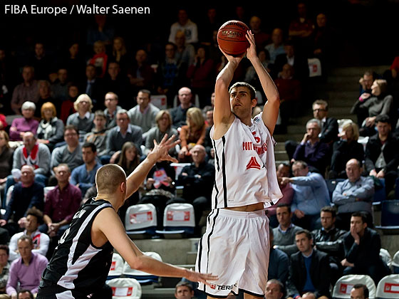 5. Yannick Driesen (Antwerp Giants)