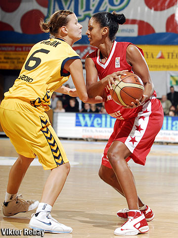 Lenae Williams (USO Basket)