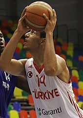 Kerem Kanter (Turkey)