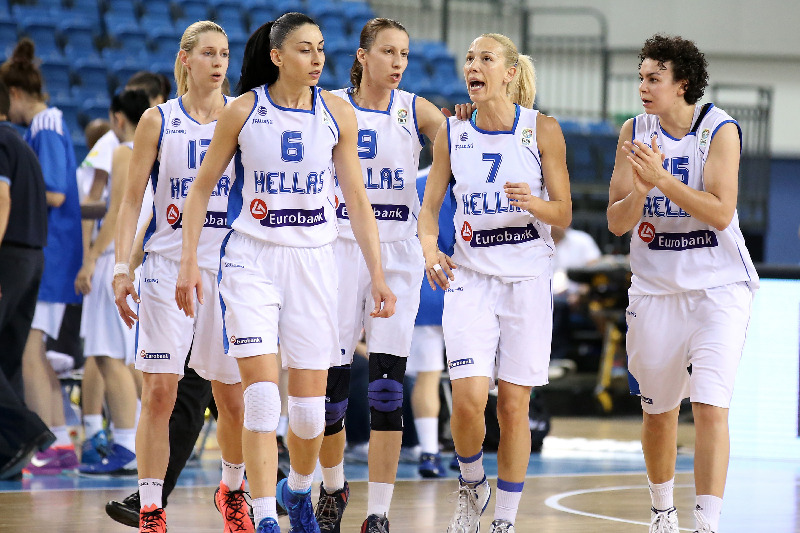 6. Zoi Dimitrakou (Greece), 7. Olga Chatzinikolaou (Greece), 9. Styliani Kaltsidou (Greece), 12. Aikaterina Sotiriou (Greece), 15. Artemis Spanou (Greece)