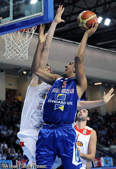 5. Kieron Achara (Great Britain)