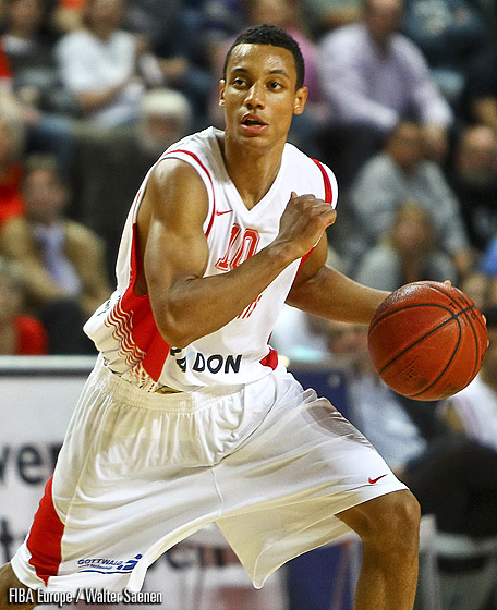10. Dennis Donkor (Antwerp Giants)
