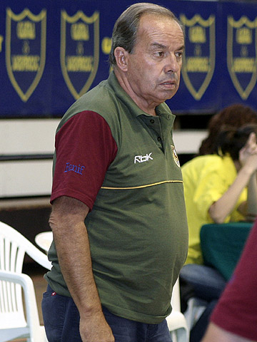 Portugal Head Coach Carlos Portugal
