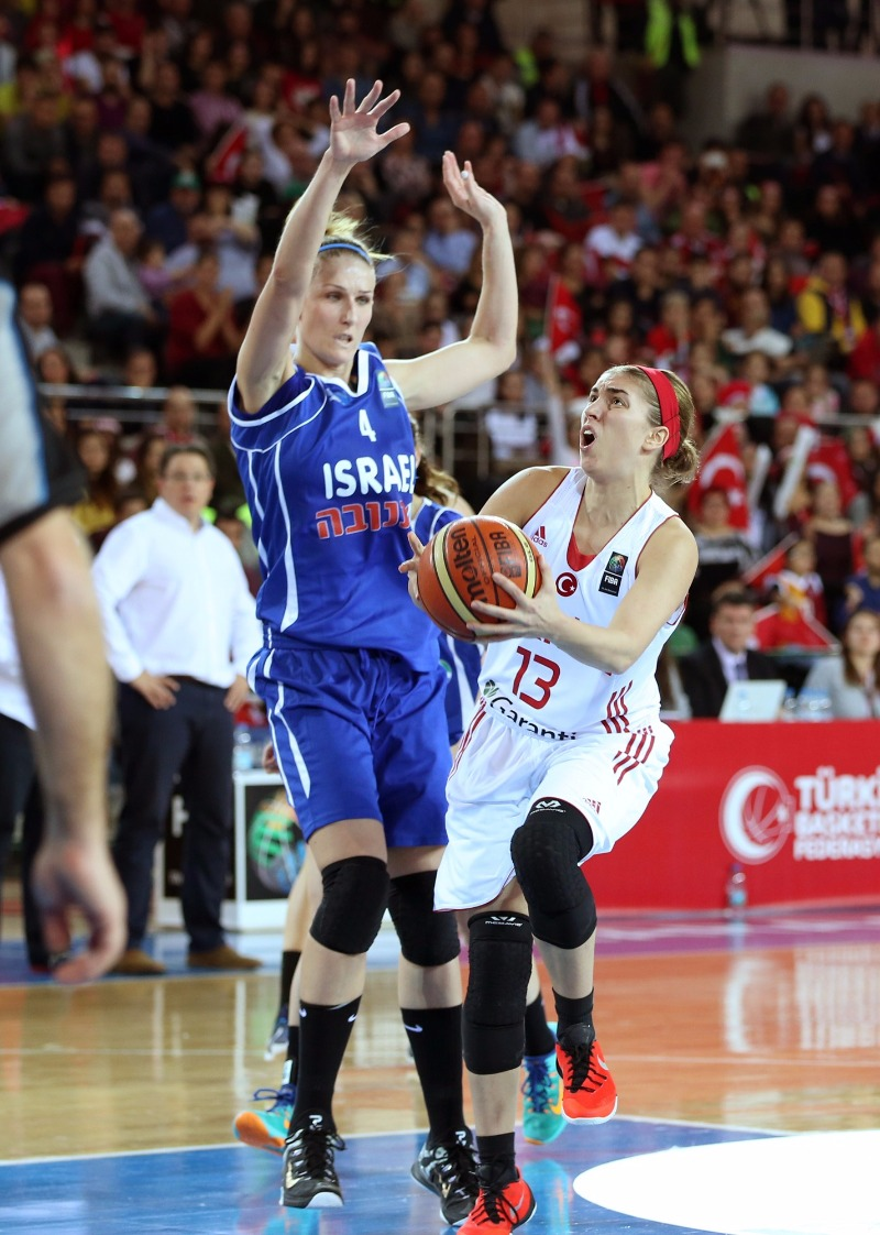 13. Ayse Cora (Turkey)