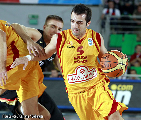 Dimitar Mirakovski (F.Y.R. of Macedonia)
