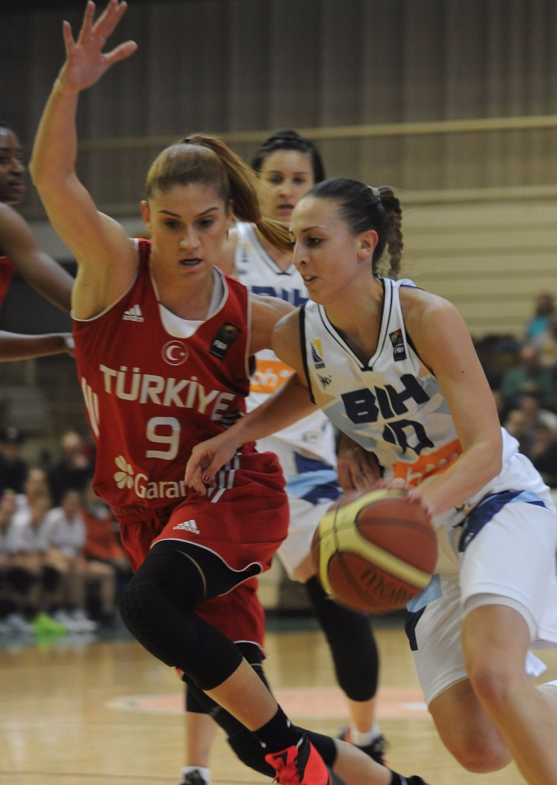 10. Tamara Kapor (Bosnia and Herzegovina)