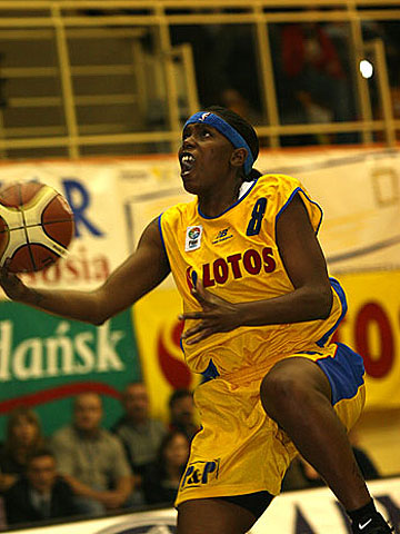 Donneka Hodges (Lotos Gdynia)