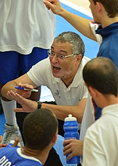 France Head Coach Tahar Assed-Liegeon