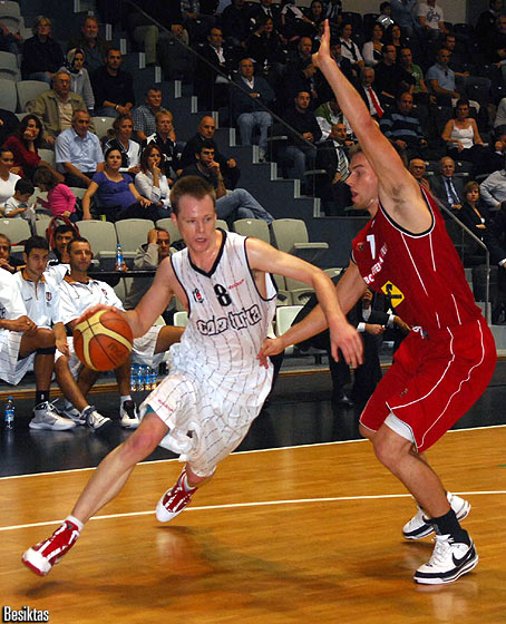 Brad Newley (Besiktas JK)