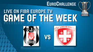 Besiktas - Armia game of the week 15/11