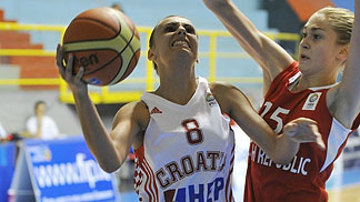 8. Ivana Matic (Croatia)