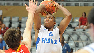 6. Andrew Albicy (France)