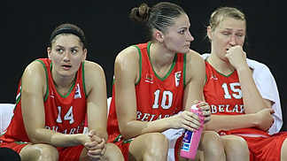 Belarus missed out on the semi-finals, but still have the chance to qualify for next year's World Championship