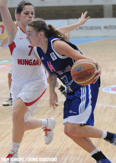 14. Tamzin Barroilhet (Great Britain)