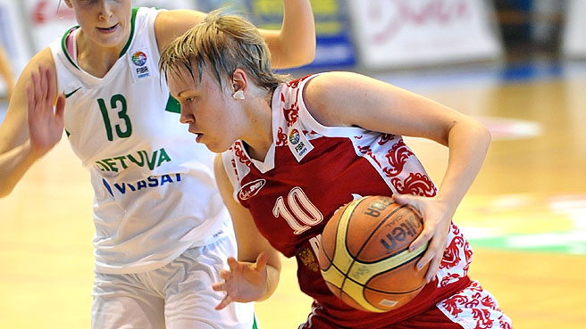 Russia Hold Off Lithuania To Finish Fifth
