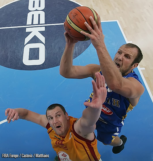 14. Gjorgij Chekovski (F.Y.R. of Macedonia), 15. Kenan Bajramovic (Bosnia and Herzegovina)