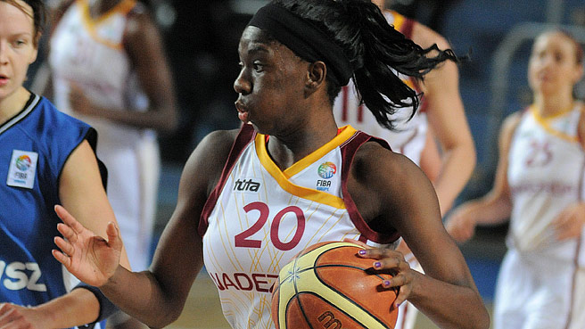 Nadezhda End Qualifying Round With Big Win
