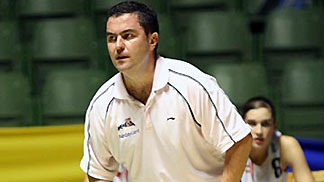 Carlos Colinas, Head Coach, Spain