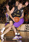 Anthony Lux (JDA Dijon Basket)