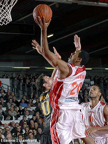 Alan Wiggins Jr. (Cholet Basket)