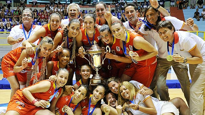 Late Run Earns Spain Deserved U16 Title