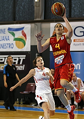 4. Leticia Romero (Spain)