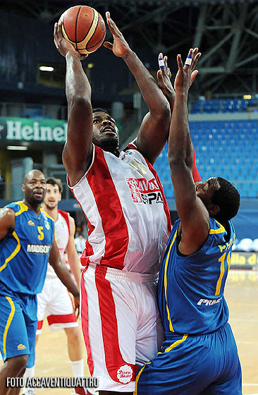 13. Eric Williams (Scavolini Pesaro)