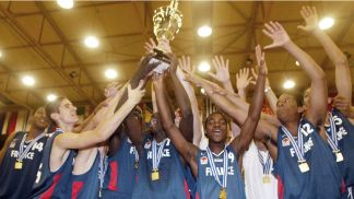 France are Europe's U16 Champions